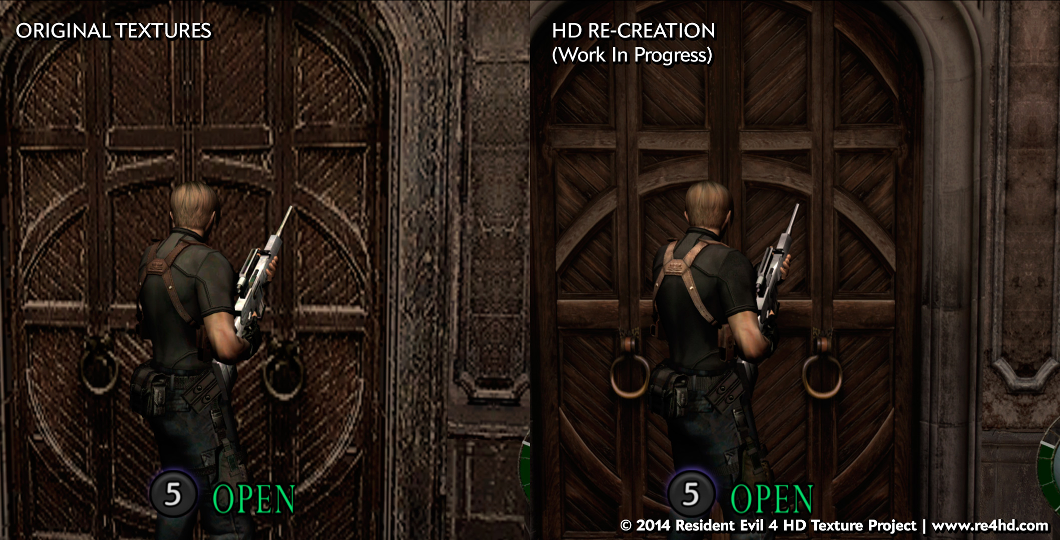 resident evil 4 / biohazard 4 - Ultimate HD Edition [PC PS4 XONE] - Página 5 206C