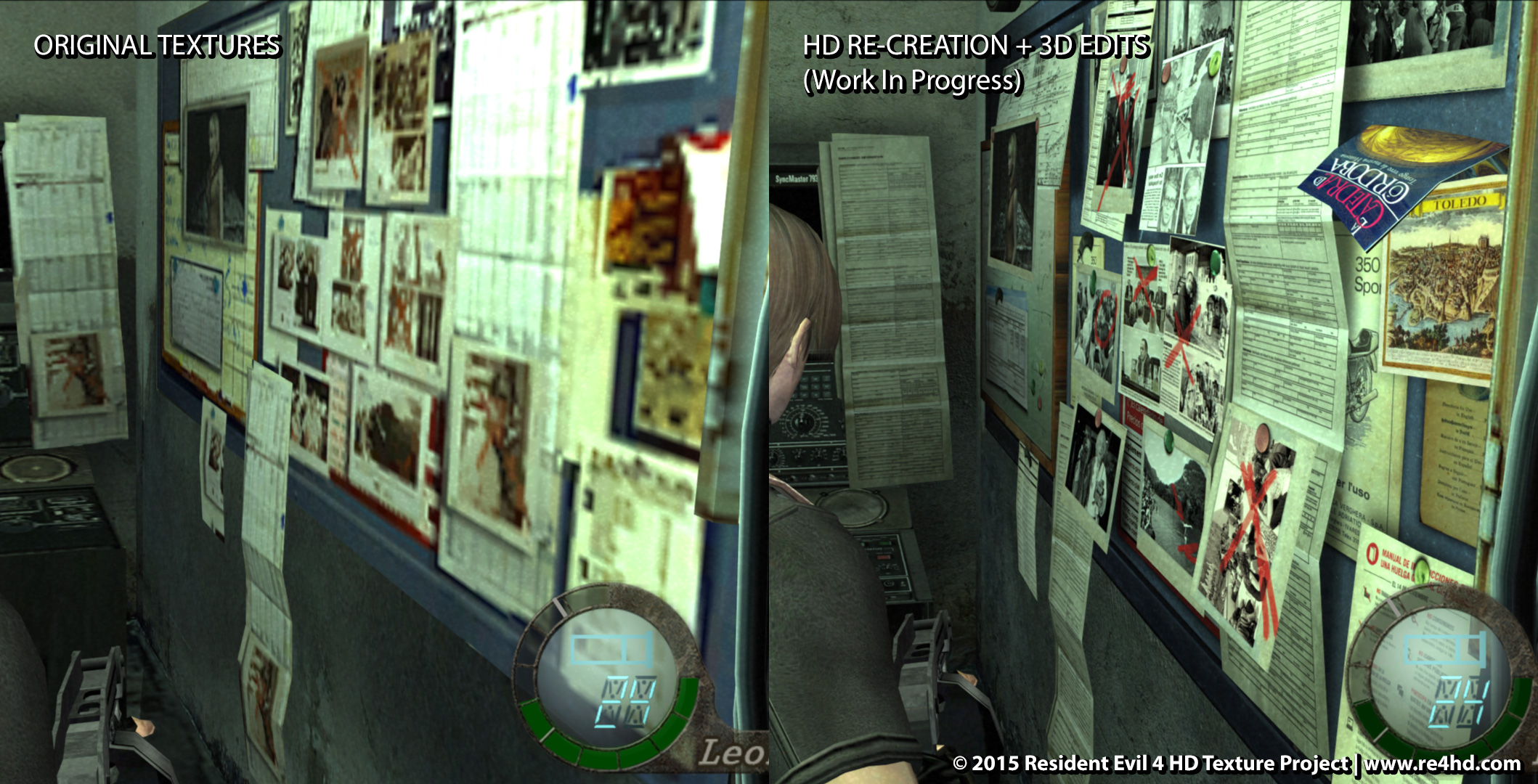 resident evil 4 hd project the complete hd remaster of