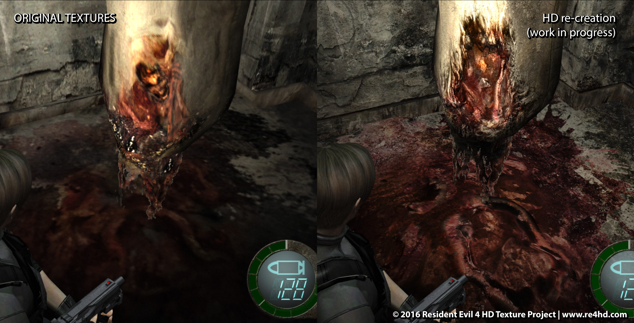 Resident Evil 4 Hd Project The Real Definition Of A Patient Gamer