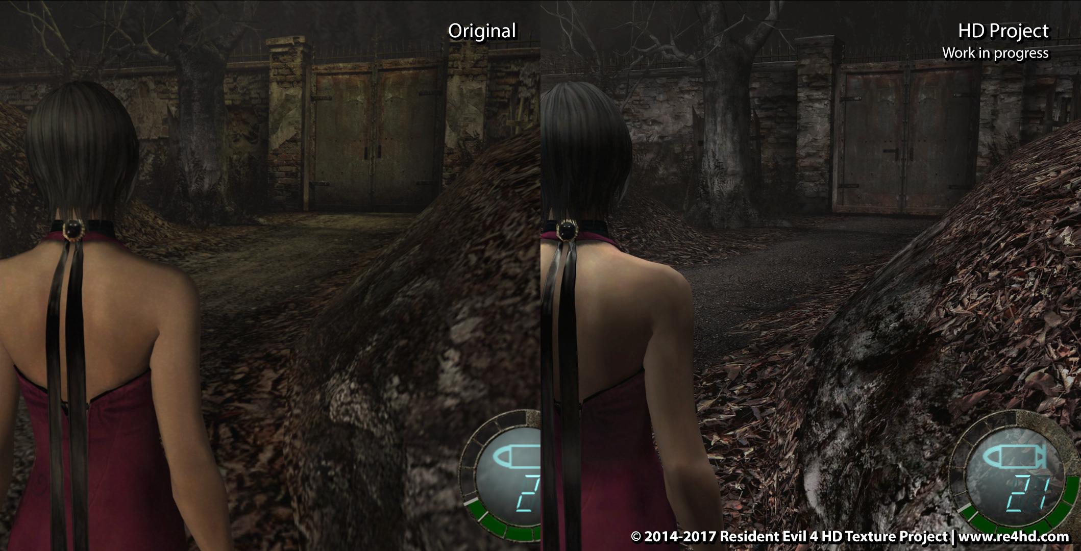 Separate Ways Chapter 2 Bonus Resident Evil 4 Hd Project