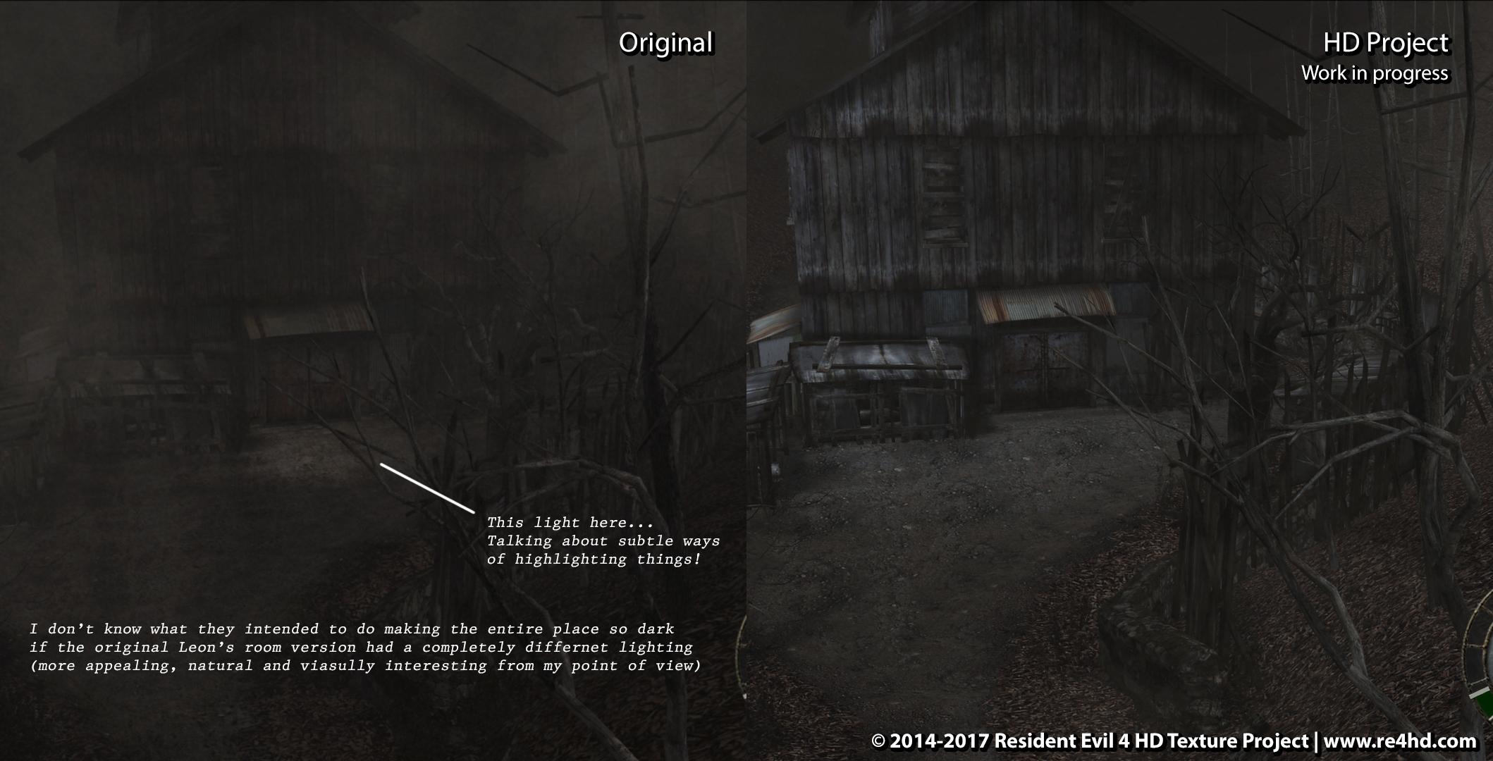 Separate Ways – Chapter 2 + BONUS   Resident Evil 4 HD Project