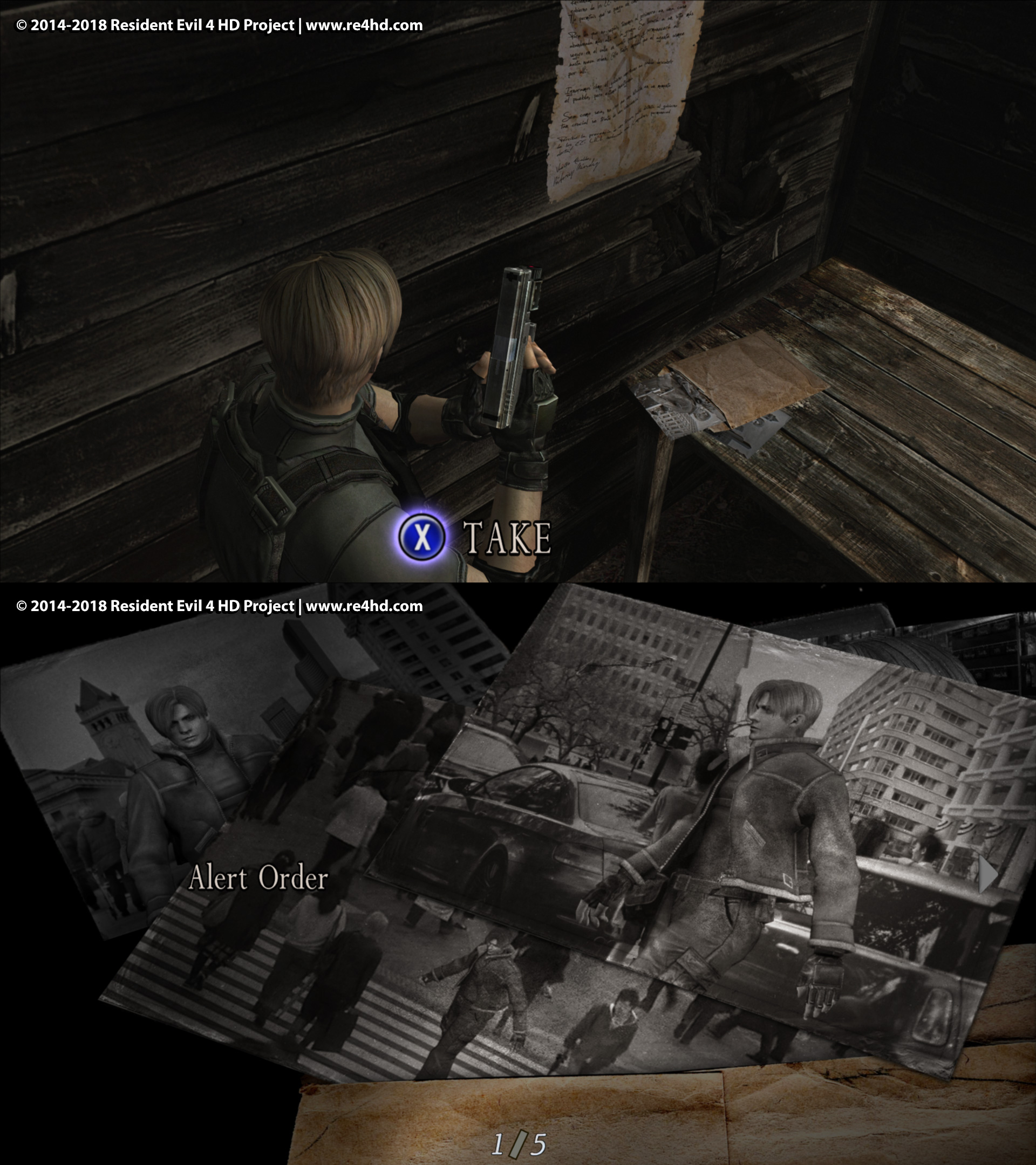 Resident Evil 4 HD Project | The Complete HD Remaster of