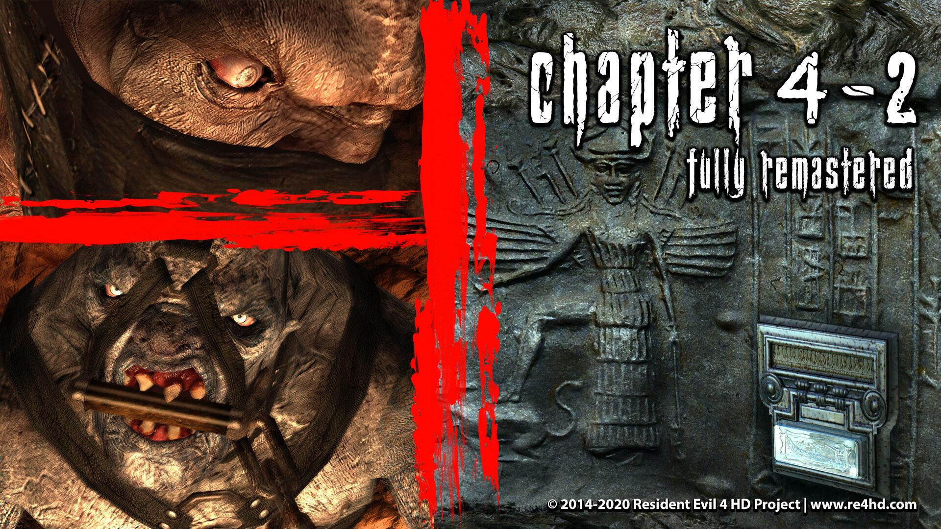 Walkthrough Chapter 4 2 Fully Remastered Resident Evil 4 Hd